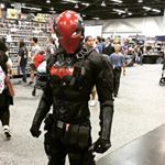 """3,837 Likes, 61 Comments - Mikhael (@armored_idiot) on Instagram: """"🎧I got a fever for violent behavior🎧Awesome pic taken by @nsulley at #losangelescomiccon a couple…"""""""