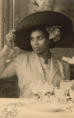 """""""There are many persons ready to do what is right because in their hearts they know it is right. But they hesitate, waiting for the other fellow to make the make the first move - and he, in turn, waits for you."""" -- Marian Anderson (1897-1993), opera singer"""