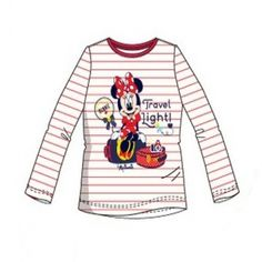 Minnie Mouse Minnie Mouse Long Sleeved Top. Check it out!