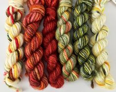 What the Fade? - Fall is Falling Kit Yarn Inspiration, Hand Dyed Yarn, Knitting Patterns, Kit, Products, Threading, Cable Knitting Patterns, Knit Patterns, Beauty Products