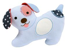 Sew a Puppy Pillow Softie — Crafthubs