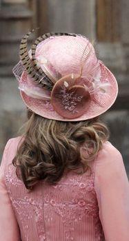 Princess Letizia, April 29, 2011 in Pablo Y Mayaya | Royal Hats