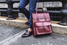 5 Best Leather Backpacks for Men