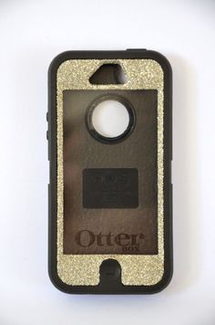 Otterbox Case iPhone 5 Glitter Cute Sparkly Bling by NaughtyWoman, $44.99