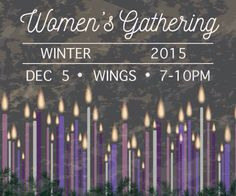 http://ift.tt/1l7DW5D  Ladies please join us this Saturday at 7 PM! Our Winter Women's Gathering will be held at WINGS Event Center in Edmond. Visit our post on the blog to RSVP. Don't forget to bring your Project HOPE donation.  #projecthope #noboundaries #redemptionwomen