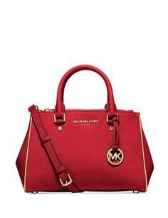 cc8bac1ae04 Michael Michael Kors Specchio Sutton Small Satchel Michael Kors Gifts, Michael  Kors Handbags Discount,