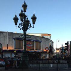 Tooting Broadway, South London, England UK