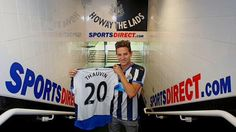 Newcastle have signed Florian Thauvin from Marseille for an undisclosed fee. 5-year deal. (Source: @NUFC)
