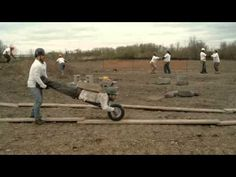 Habitat For Humanity 'Man Barrow' Commercial - YouTube