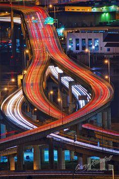The Marquam Bridge | Flickr - Photo Sharing!  Portland, OR - Gary Randall