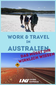 Work and Travel Australien Everything you need to know about your Work and Travel in Australia can be found here. We help you with our checklist in the organization of your unique adventure. With Work and Travel Australia Packing List! Great Barrier Reef, Europe Travel Tips, Travel Destinations, Work And Travel Australien, Best Places In Europe, Europe Continent, Famous Beaches, Beaches In The World, Work Travel