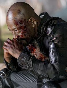 Morgan Jones in The Walking Dead Season 8 Episode 14 | Still Gotta Mean Something