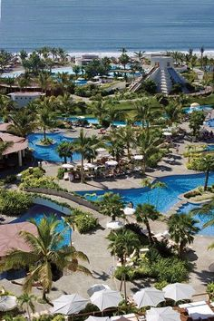 Nuevo Vallarta - This resort has the best pool, ever!