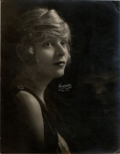 Blanch Sweet: 1915,  actress of the silent movies