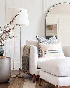 Living Room Flooring, My Living Room, Living Room Decor, Living Room Floor Lamps, Living Room Prints, Farmhouse Decor, Farmhouse Style, Palette, House Design