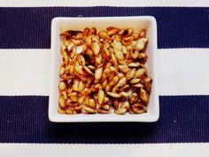 Cómo aprovechar las semillas de calabaza y 7 opciones para saborizarlas. ¡Un snack riquísimo!