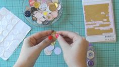 How To ~ Make DIY Flair Badges