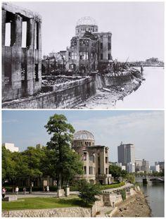 Hiroshima 70 years Later