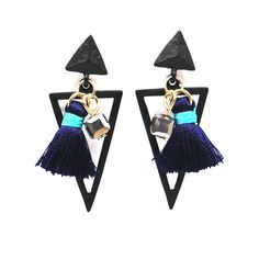 Like and Share if you want this  Delicate geometric triangle tassel earrings for women bijoux Pendientes Fashion Jewelry     Tag a friend who would love this!     FREE Shipping Worldwide     Buy one here---> http://jewelry-steals.com/products/delicate-geometric-triangle-tassel-earrings-for-women-bijoux-pendientes-fashion-jewelry-2/    #silver_earrings