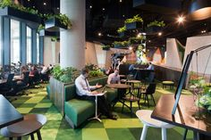 Co-working Village At Nab Docklands
