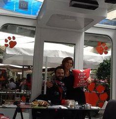 Esin Övet bu Cuma Haber Türk'te Bonvagon'un en uzuuuuuuun hayvansever zinciri kampanyasını anlatmış! #hayvanseverzinciri #bonvagon