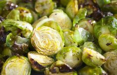 Roasted Brussels Sprouts is Winter at Its Best