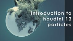 Download link for Hip file. (Scroll to bottom of the page) http://www.rohandalvi.net/blog/  This tutorial covers a basic introduction to particles in Houdini 13.  Topics covered in this video are as follows:  Basics of particle emissions Emitting particles from Geo and attributes Adding velocity at Geometry level Adding forces Using Vex Expressions Creating groups and using Wrangle POP Creating custom turbulence Force using VOPS Adding color and scale for rendering Caching ...