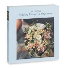 The Deluxe Wedding Planner and Organizer - BedBathandBeyond.com