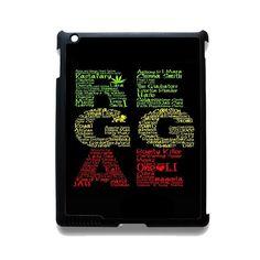 Bob Marley Art Reggae TATUM-1995 Apple Phonecase Cover For Ipad 2/3/4, Ipad Mini 2/3/4, Ipad Air, Ipad Air 2