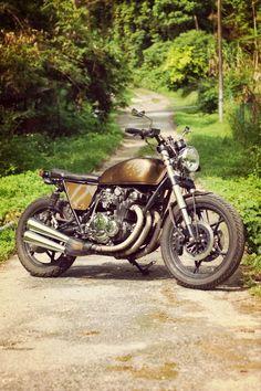 Suzuki GS550 Tracker:: LSM Motorcycles. | 8negro