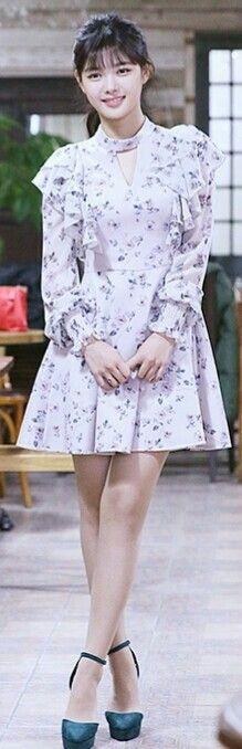 Actress Kim Yoo Jung