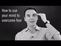 Great perspective on the reasons driving our fears and inaction! ▶ How to Overcome Fear - YouTube
