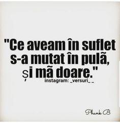 Stii cum zic?! Let Me Down, Let It Be, True Words, Sarcasm, Love Quotes, Best Friends, Humor, Instagram, Qoutes Of Love