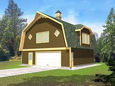 21 Best Gambrel Roof Garage Apartments Images In 2018