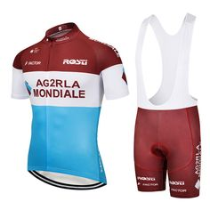 2018 TEAM AG2R Pro Cycling Jerseys  ef28299a5