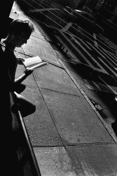 New York City, 2000 by  Josef Koudelka