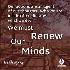 As we fill ourselves with God's word, our character becomes more like His. Be renewed! More at #RisenScepter owl.li/4mZ4NS