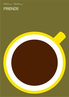 DzineGeek: Minimalist Retro Poster Design by Albert Exergian and Stéphane Massa-Bidal