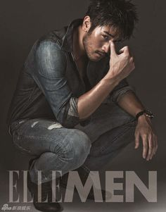 Heartthrobs and Heroes | Actor Godfrey Gao for ELLE MEN