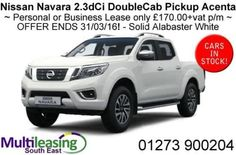 Nissan-NP300-Navara-2-3dCi-Double-Cab-4WD-Pickup-Acenta-Manual-MARCH-ONLY