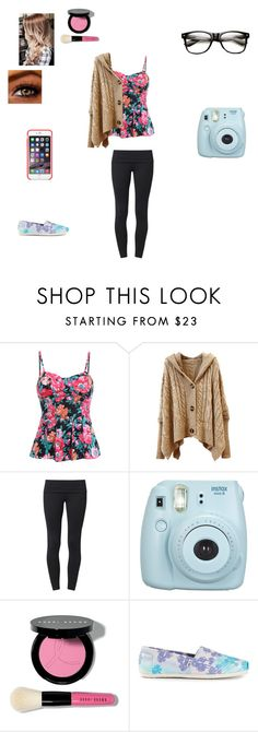"""""""Life series #1"""" by ctennisbeau on Polyvore featuring Casall, Bobbi Brown Cosmetics and TOMS"""
