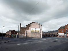 Empty Britain: portrait of a nation without any people –in pictures