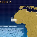 szörfoktatás Afrikában