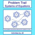 Problem Trail Systems of Equations