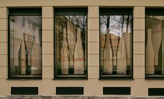 WINE STORES! RED Pif wine restaurant by Aulík Fišer Architekti, Prague store design hotels and restaurants