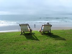 La Palma Self-catering - Experience unbelievable sunrises followed by amazing days on the beach at the La Palma Self-catering apartment.  If you don't feel like going to the beach, relax in the sun on the lawn overlooking the ... #weekendgetaways #mosselbay #southafrica
