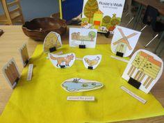 Letter R Activities, Bee Activities, Rosies Walk, Tot School, School Farm, Teaching Critical Thinking, Farm Unit, Little Red Hen, Preschool Literacy