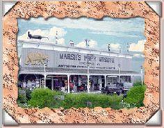 Marsh's museum, WA