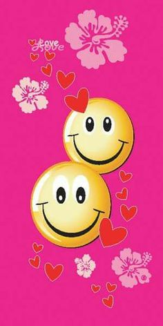 """***TOWEL OF THE DAY*** 30""""x60"""" Smiley Love Beach Towel!!! Just in time for the summer. Great for the beach, pool, lake, a gift or even to frame on the wall!!! Brand new in original packaging. 100% cotton fiber reactive dye $15.99 local pick up  Shipping in the US and internationally available - contact me for pricing or shop online!!! Message me here or at 954-696-7402  Follow me on Facebook at www.facebook.com/CatsPlace2  Shop at https://squareup.com/market/mygiftshop"""