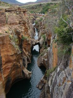 Bourkes Luck Potholes is worth a visit in Mpumalanga in the Kruger Lowveld.